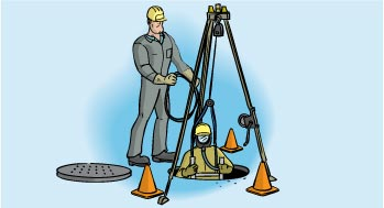 Confined Space Training (Level 1 - Awareness Training)